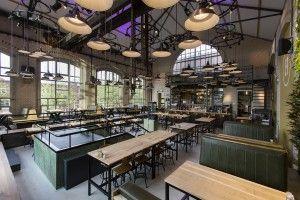 Wat vroeger een Lichtfabriek was is nu eten, drinken en feesten waar het om gaat. Geniet van het industriële erfgoed in de historische binnenstad van Gouda. Voel de energie van toen, vertaald naar het nu!