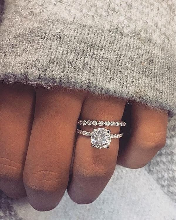 20 Diamond Engagement Rings from instagram