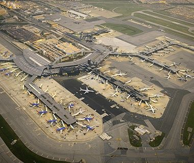 America S Best And Worst Airports For Flight Delays Airport Baltimore Washington Travel And Leisure
