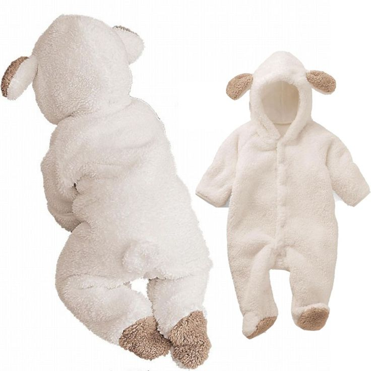 Find More Rompers Information about Cute Winter Warm Longsleeve Coral Fleece Infant Baby Romper Cartoon Winter Jumpsuit Boys Girls Animal Overall Menino Menina,High Quality animal clock,China animal vest Suppliers, Cheap animal cans from Aurelia Online Co.Ltd. on Aliexpress.com