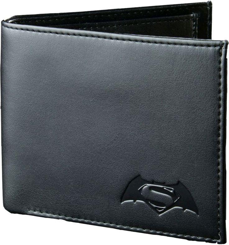 Dawn of Justice Movie Logo Wallet | Batman vs Superman | Popcultcha