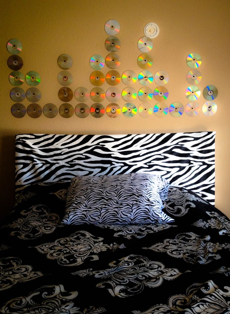 Old CD Wall Art - Sound Wave