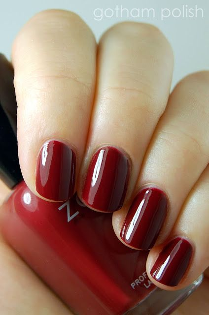 Gotham Polish: Top 5 Winter 2013/2014 Nail Polish Trends [Shown: Zoya-Livingston from the Satin & Cashmeres Collection Fall 2013]