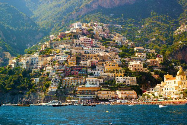 Wybrzeże Amalfi/Fot. Shutterstock