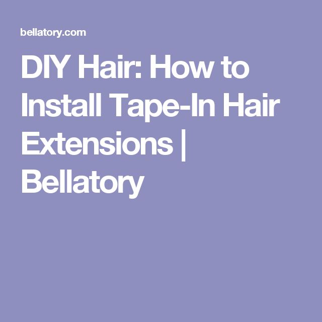 ... extensions on Pinterest - Tape in extensions, Tape extensions and Tape