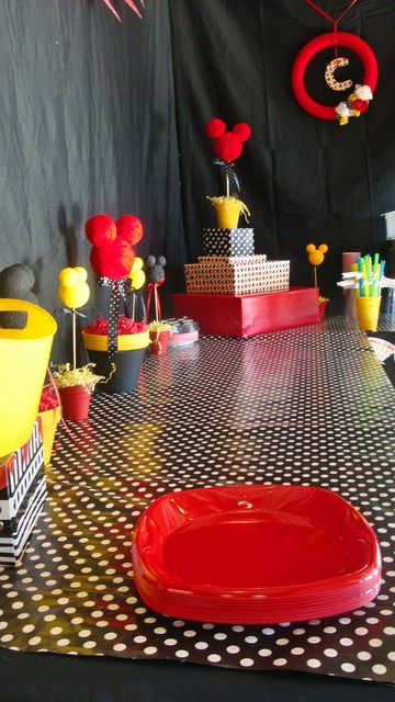 "Photo 1 of 36: Birthday ""Caysen's Clubhouse 2nd Birthday!"" 