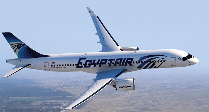 EgyptAir signs for CS300 aircraft with Bombardier Commercial Aircraft