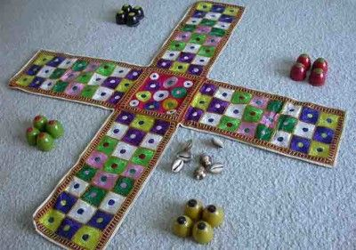 Board game Ludo is a modified version of an India-invented game 'Pachisi'