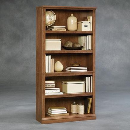 "Sauder® ""Select"" 5-Shelf Bookcase #back2campus #searscanada #checklist"