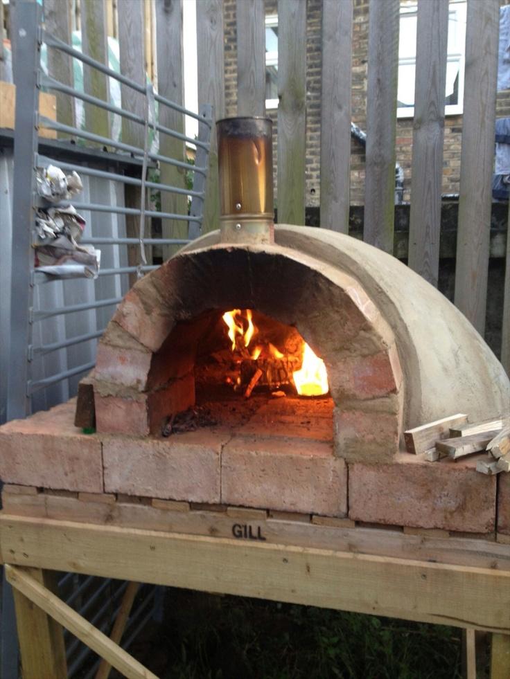 17 best images about diy wood fired pizza oven on. Black Bedroom Furniture Sets. Home Design Ideas