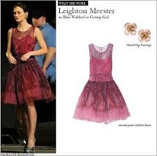 Image result for blair waldorf dress