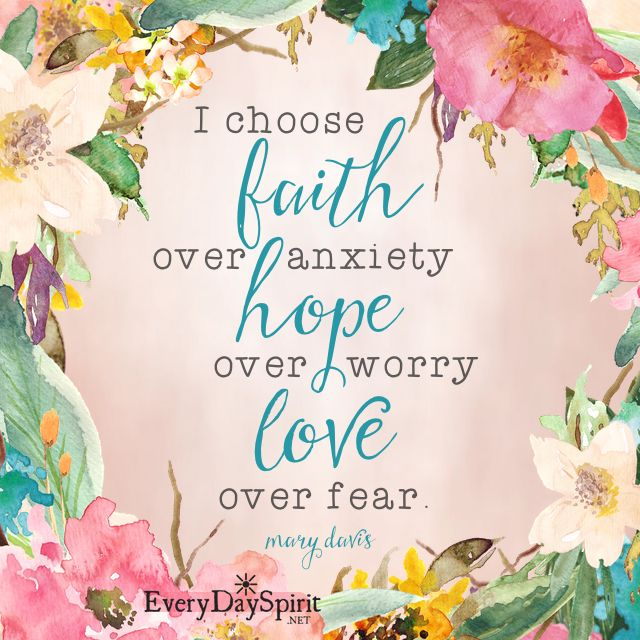 Love over fear. xo See the app of inspiring wallpapers at ~ www.everydayspirit.net xo #faith #hope #love