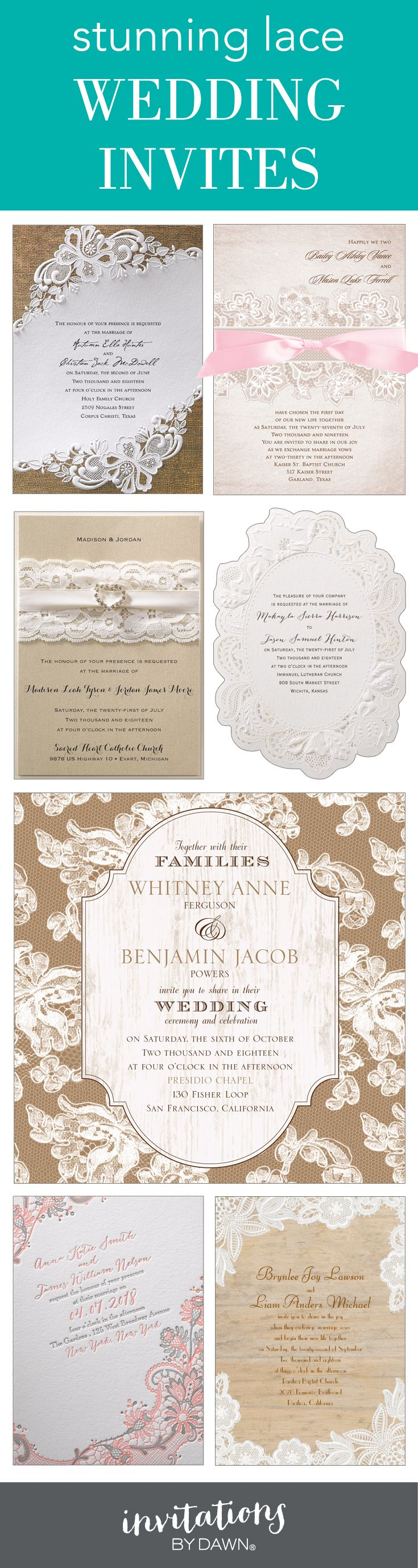 62 Best Wedding Invitations Images On Pinterest Invitation Ideas