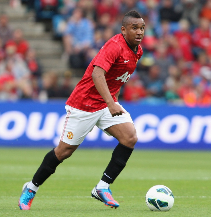 anderson manchester united daily mail