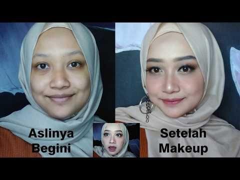 Makeup Kondangan Bikin Pangling Youtube Webtoon Trik Makeup Make Up