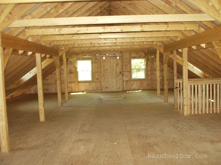 58 best images about pole barn ideas on pinterest 3 car for Barn loft apartment plans