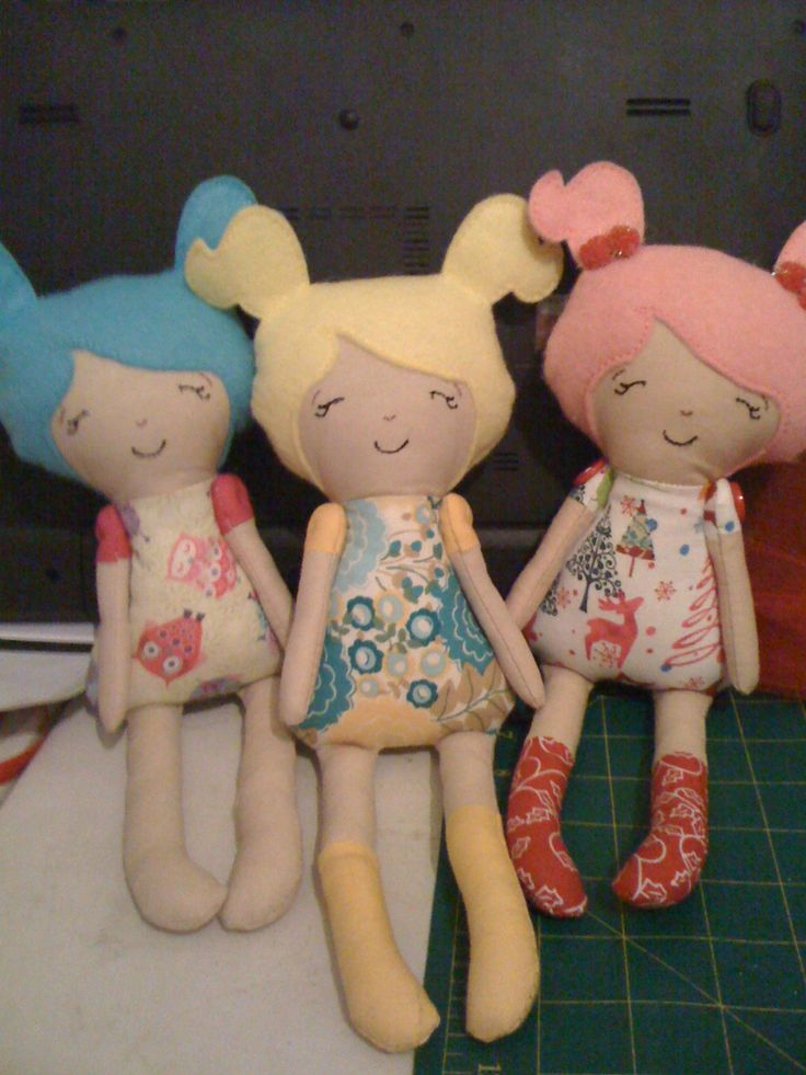 Dolls, design from Dolls and Daydreams