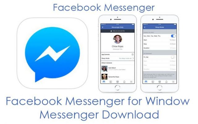Facebook Messenger for Window   Facebook Messenger Download - How To