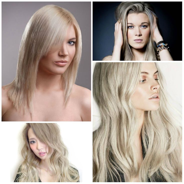ash blonde hair colors 2017