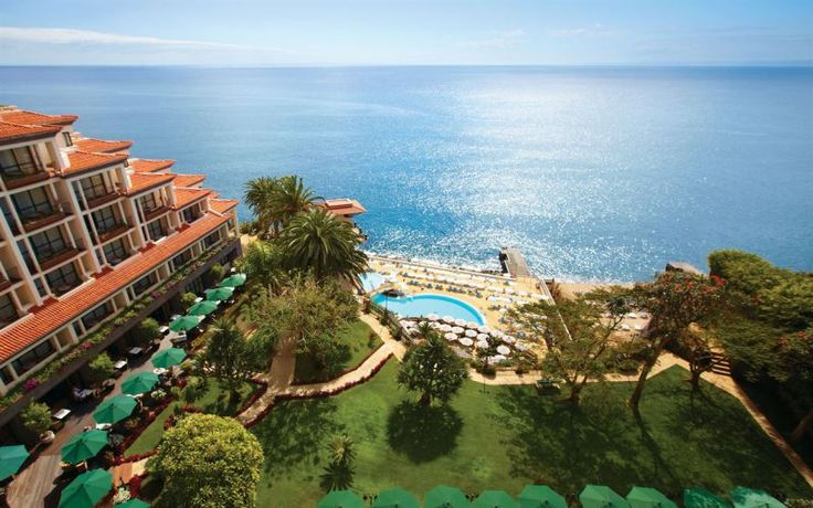 5 great seaside hotels in Madeira