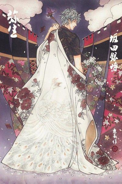 Gintama ~~ Lyrical fanart :: Sakata Gintoki