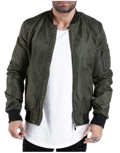 ΝΕΕΣ ΑΦΙΞΕΙΣ :: Jacket New Age Pilot Olive - OEM