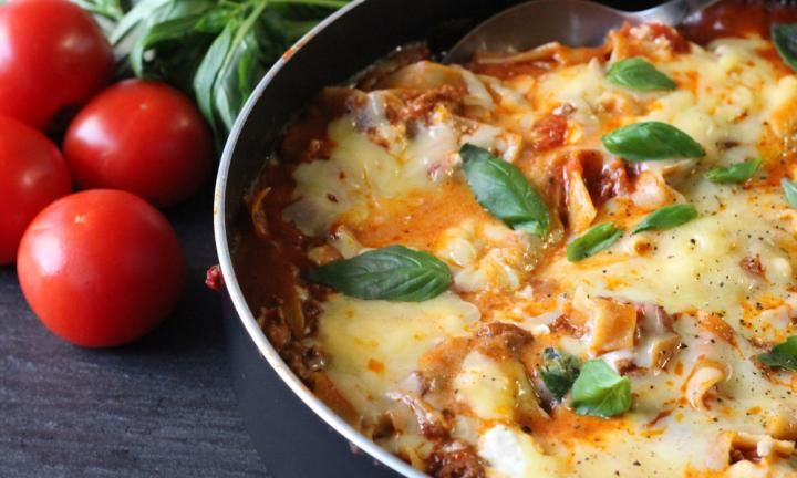 One-pan lasagne - Kidspot