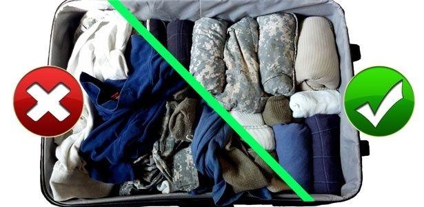 Veja 18 dicas de como arrumar melhor sua mala