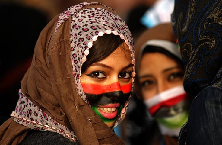 Burka, csador és társaik, avagy a muszlim nő ruhatára