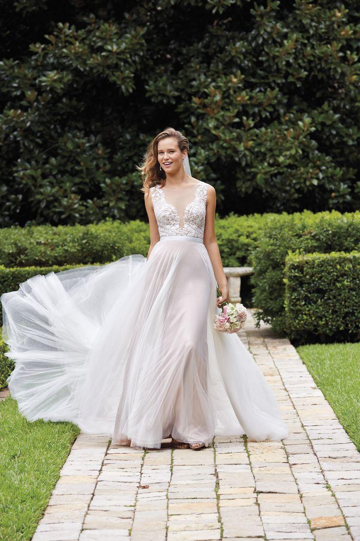 #Wtoo Marnie gown #weddingdress #spring2015