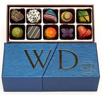 William Dean - Absolutely the BEST chocolates in the state, if not the country.