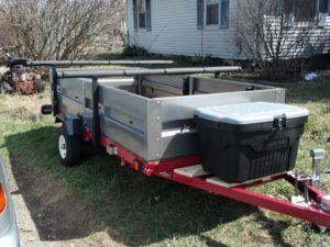 Trailer Storage Box Harbor Freight