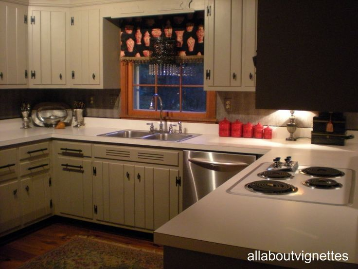 All About Vignettes A Favorite Feature A Back Splash