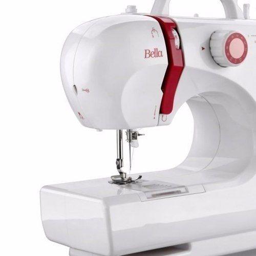 maquina de costura portatil completa profissional elgin