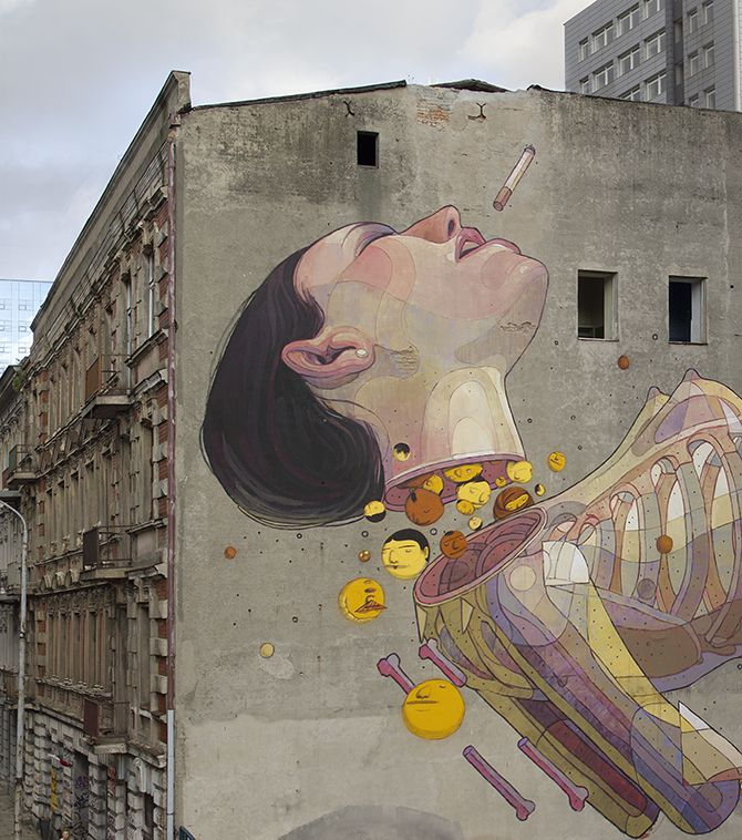 ARYZ #streetart