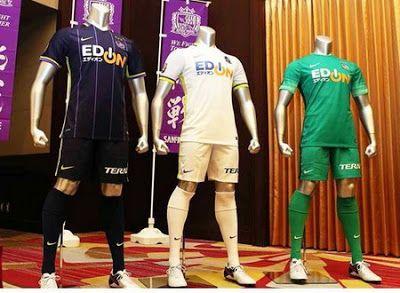 camisetaliga2016: Nueva camiseta del Sanfrecce Hiroshima 2016