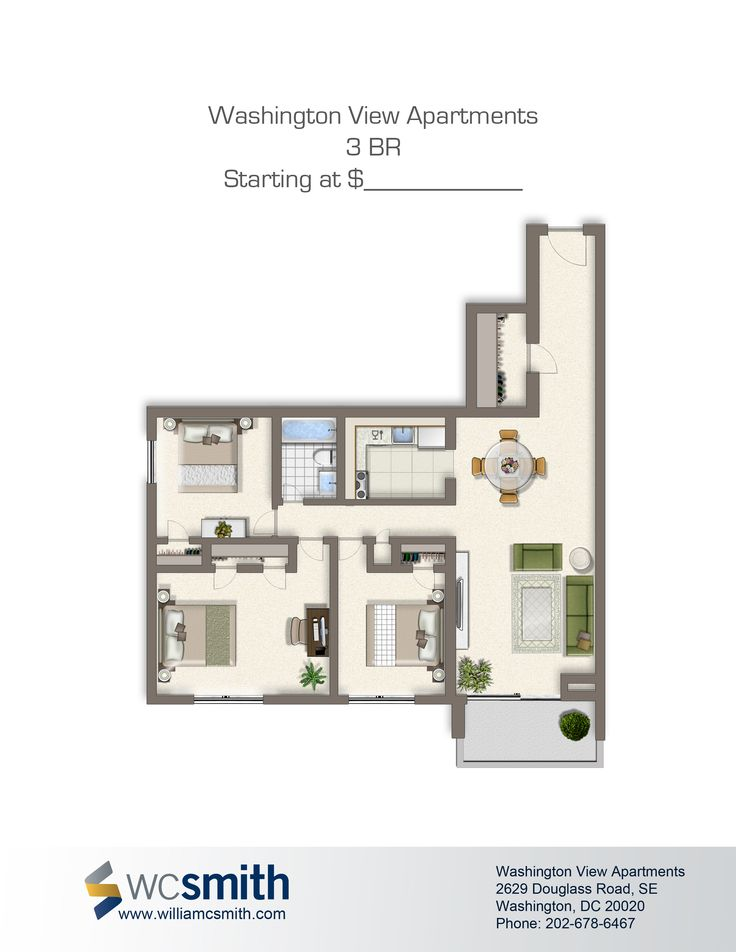 Best Floor Plans Of Fisher Building City Apartments In Chicago - 3 bedroom apartments washington dc
