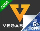 Personalize your Vegas vacation with this Vegas.com Coupon and enjoy 5% off 250+ Las Vegas vacation packages, including hotels, show tickets and more!  Book online this spring for travel by December 2016.