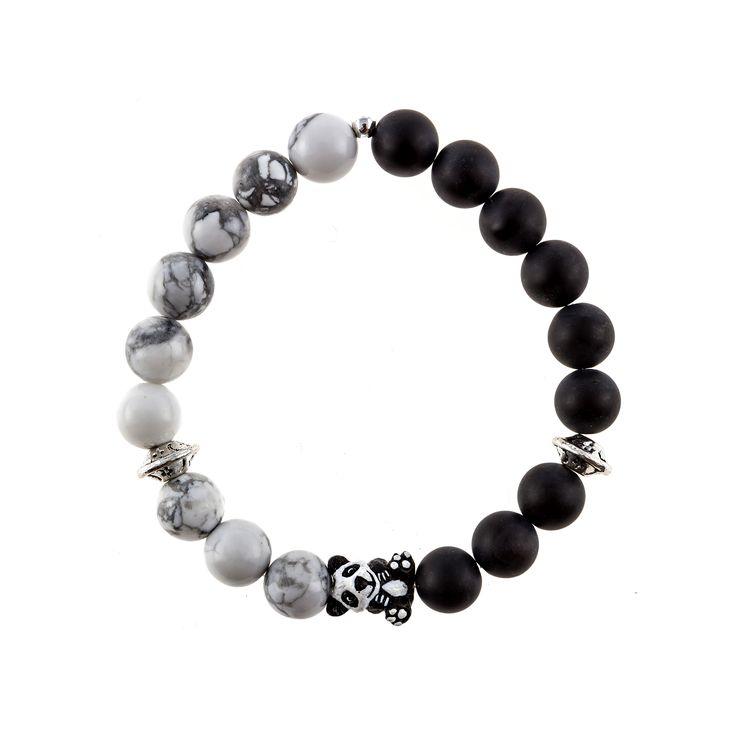 The Panda – DIVINITYLA purchasing this bracelet you will be donating $1 to Pandas International.
