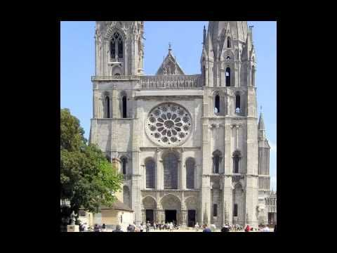 Cathedral Of Notre Dame De Chartres And This Video Focuses On The Cathedrals Pre Gothic History Its Sacred Relic Westwerks Royal Portal