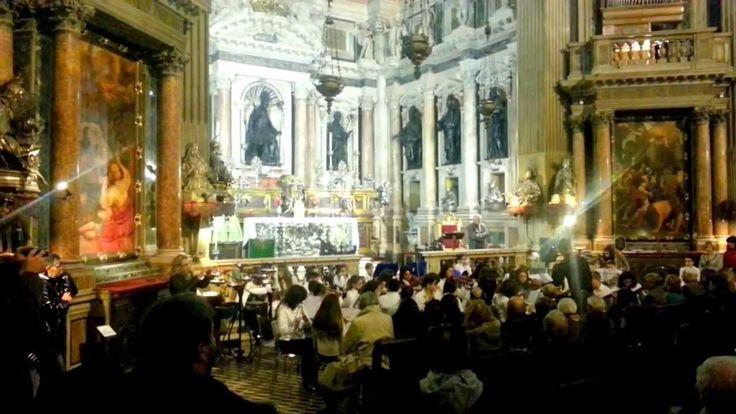 La Reale Cappella di San Gennaro (Napoli)!!!