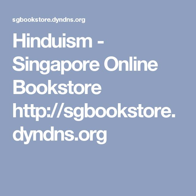 7 best hinduism images on pinterest hinduism singapore and bookstores hinduism singapore bookstores fandeluxe Image collections