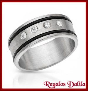 Regalos Dalila | Anillos de plata | Pulseras de plata | Aros de plata | Dijes | Cadenas de plata | Joyas de plata | Joyeria online: Anillo d...