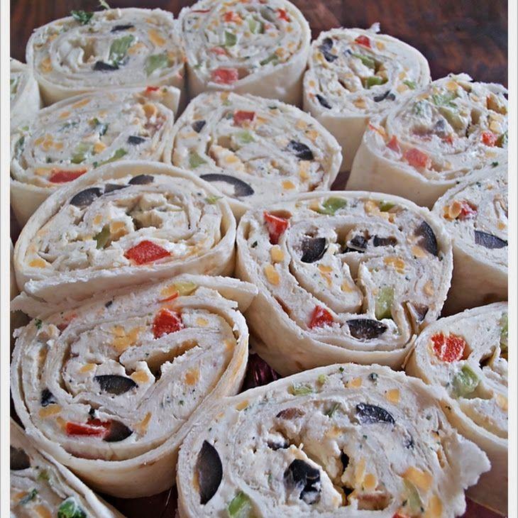Pinwheel Recipe With Black Olives