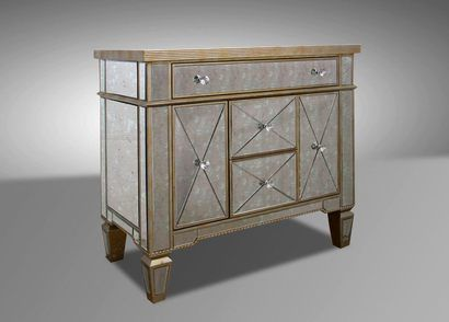 Vig Furniture Modrest Harmon Transitional Buffet
