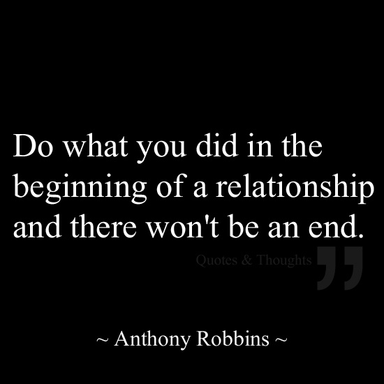 accept end of relationship