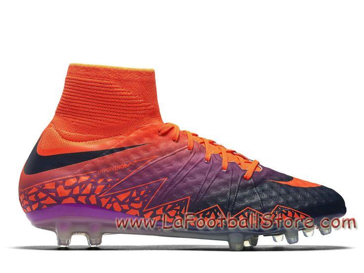 Nike Hypervenom Phantom II FG Cramoisi total Chaussure de football à crampons pour terrain sec pour Homme - 747213_845 - Boutique Chaussures De Foot | Maillot de Foot | LaFootballstore.com