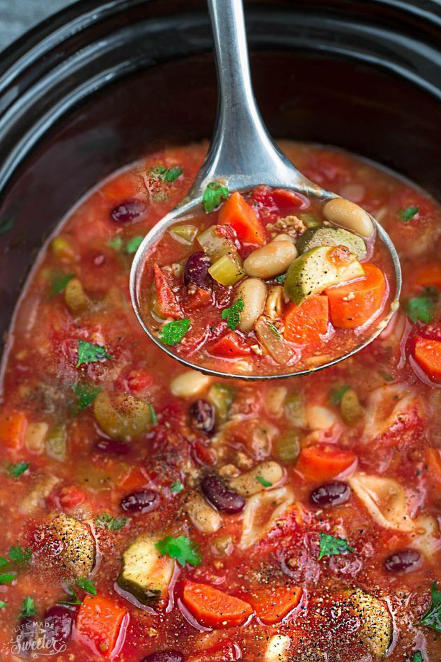 Best 25 Olive Garden Minestrone Soup Ideas On Pinterest Ministrone Soup Recipe For