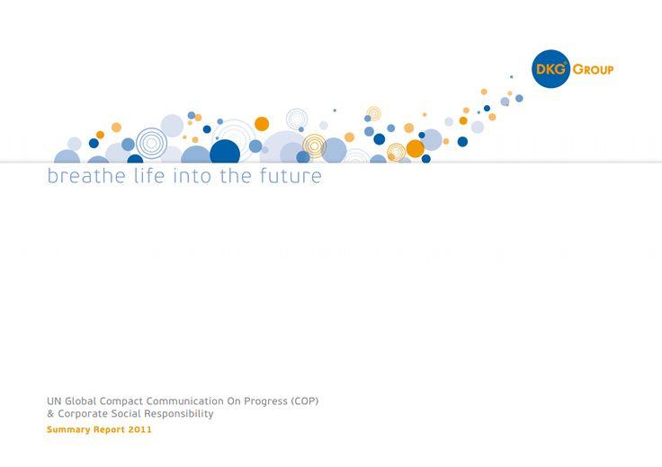 CSR Report 2011 (pdf) - DKG Group