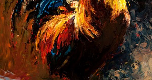 Insight, Roosters and Rooster art on Pinterest